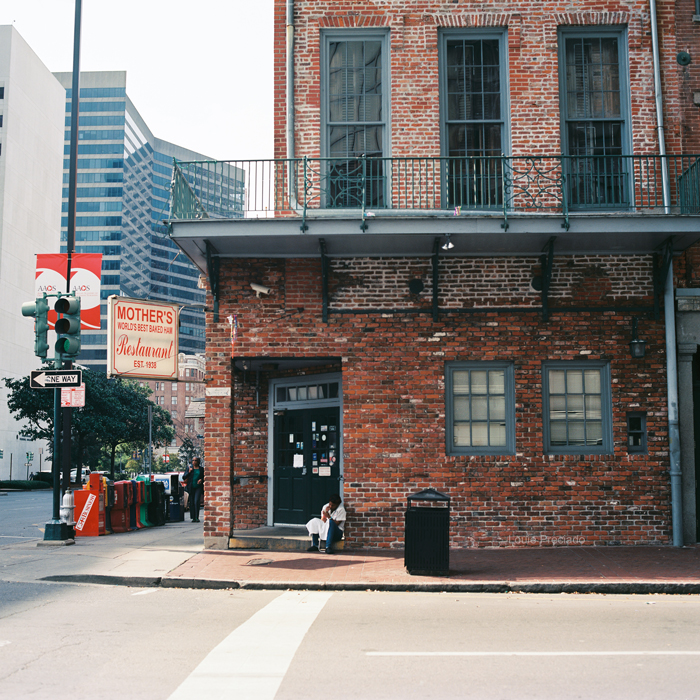 Mother's Restaurant New Orleans